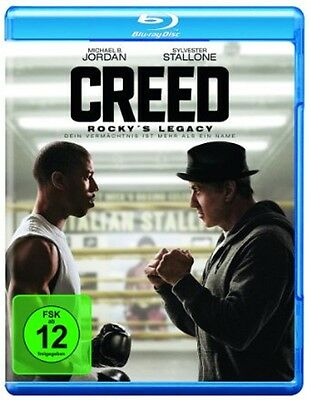Blu-ray * Creed - Rocky's Legacy * NEU OVP * Sylvester Stallone