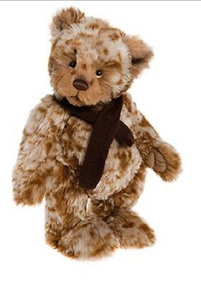 Charlie Bears~ Jointed Bear ~ HOB NOB ~ Soft Toy/Plush/Collectible ~ 50cm
