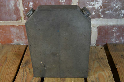 James Dixon & Sons Sheffield Double Flask Canteen for Milk and Water WWII