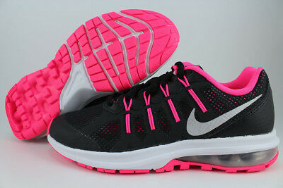 NIKE AIR MAX 90 GS Leather Athletic Shoes Girls Youth Kids