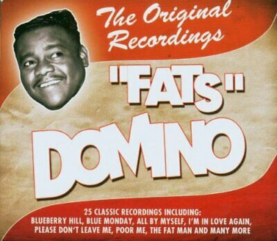 Fats Domino - The Original Recordings - Fats Domino CD 5IVG The Cheap Fast Free