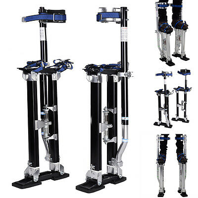 """FDS Drywall Painters Walking Stilts Taping Finishing Tools - Adjustable 24""""- 40"""""""