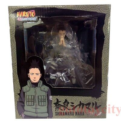 Anime Naruto Shikamaru Nara X-tra  Collection Toy Figure Doll New in Box