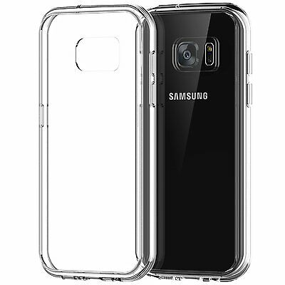 JETech 3341 Samsung Galaxy S7 Case Cover Shock-Absorption Soft Crystal Bumper