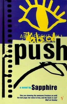 Push: A Novel by Sapphire Paperback Book The Cheap Fast Free Post