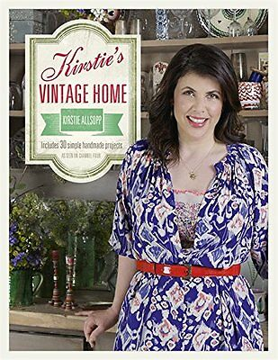 Kirstie's Vintage Home, Allsopp, Kirstie Book The Cheap Fast Free Post