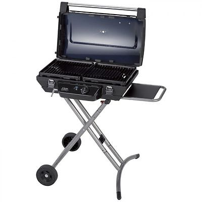 Campingaz 2 Series Compact L Folding Portable Camping Outdoor Gas Barbecue BBQ