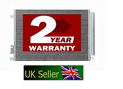 New Condenser Air Con Radiator Ford Ka 2009 On  Fiat 500 2012 On