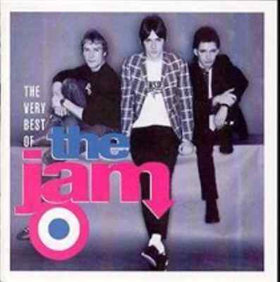 The Jam-The Very Best of the Jam CD NEW