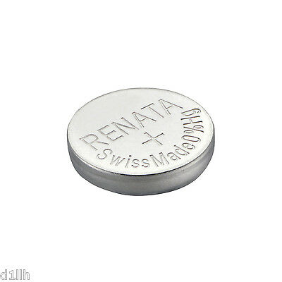 Renata 370 Watch Battery 1.55V Swiss Made (SR920W)
