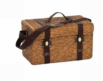 Picnic Plus Westport 2 Person Picnic Basket with Insulated Cooler