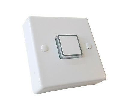 HiSPEC Electronic Switch Energy Saving Light Delay Timer Time Lag Electric IP20