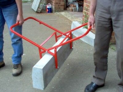 Side Gripping Kerb Lifter MUSTANG MADE IN THE UK DQ12