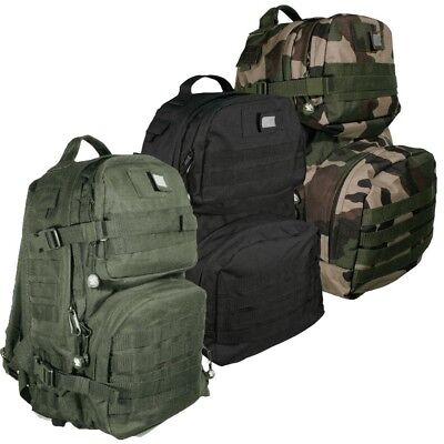 Sac A Dos Elite Voyage Militaire Outdoor Paintball