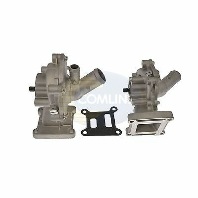 Ford Mondeo MK3 2.0 TDCi Variant1 Genuine Comline Engine Water Pump Replacement