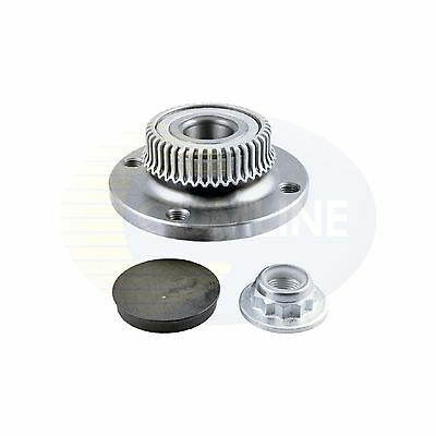 VW Lupo 1.4 Rear Wheel Bearing Hub Assembly Afk Aqq Aub 100 1999-2005