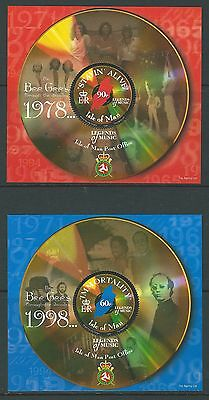 Isle Of Man 1999 Legends Of Music - The Bee Gees Unmounted Mint, Mnh