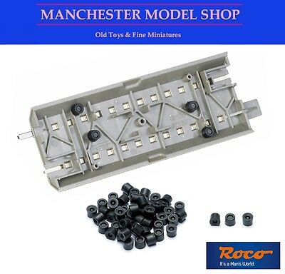 Roco HO 1:87 scale Geoline 61181 Rail track damping element Qty 56 BRAND NEW