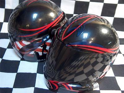 Dale Earnhardt Jr. 1:3rd Scale Replica NASCAR  Mini Helmet