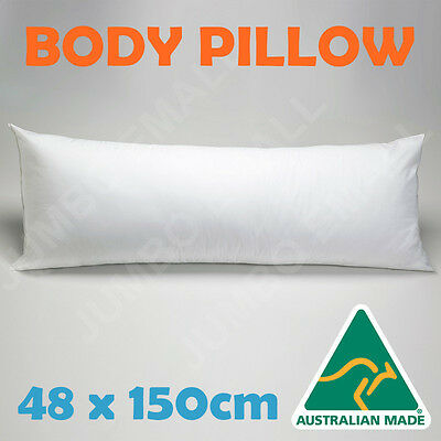Aus Made Full Body Maternity Pregnancy Support Pillow----100% Cotton Cover