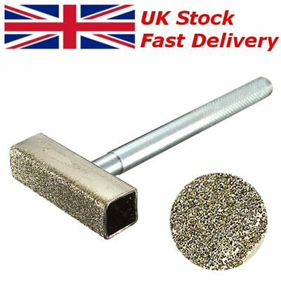 Diamond Grinding Disc Wheel Stone Dresser Tool Dressing Bench Grinder 43 x 12mm
