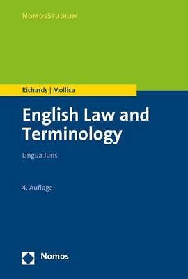 English Law and Terminology - Claudina Richards / Viviana Mollica PORTOFREI