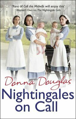 Nightingales on Call: (Nightingales 4) by Douglas, Donna Book The Cheap Fast