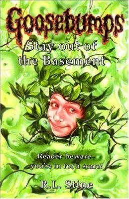Stay Out of the Basement (Goosebumps), Stine, R. L. Paperback Book The Cheap