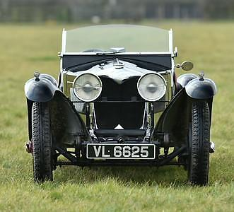 1934 Riley 12/4 Kestrel Special