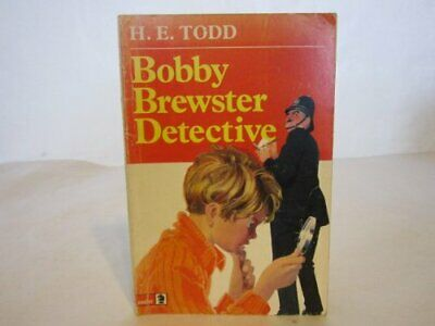 Bobby Brewster Detective by Todd, H.E. Paperback Book The Cheap Fast Free Post