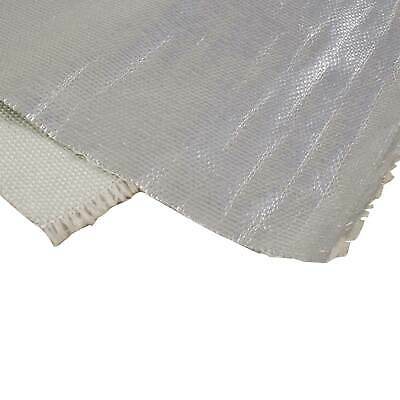 Mocal Heat Resisting Aluminised Glass Cloth 1.6mm Thickness AGC3