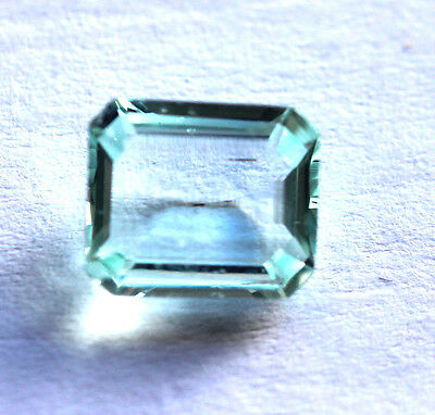 1,64 ct Belle Aigue Marine du Brésil