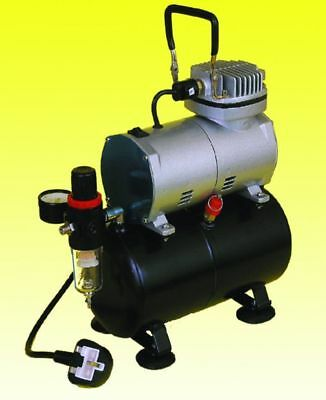 AS186 Airbrush Compressor (Ref: AS186) From Chronos