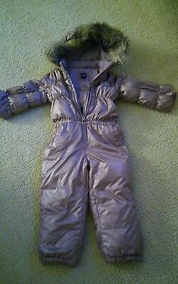 Gap winter jumpsuit 5 T gilr