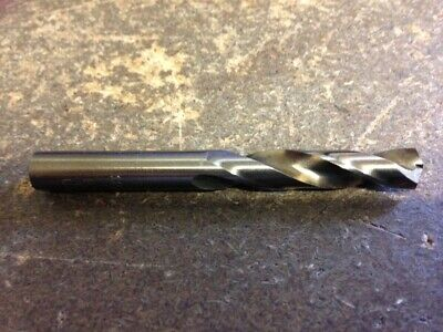 ".2969"" 19/64"" Hsco Cobalt Split Point Stub Length Drill"