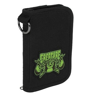 Creature TRANSIENT Skateboard LUGGAGE POUCH BLACK