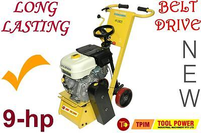 Concrete Scarifying Machine 9-hp Belt drive model, EXTREME QUALITY+++++++++++