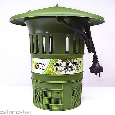 Mosquito Trap Killer Mozzie Zapper Insect Pest Bug LED UV Lights Indoor Outdoor
