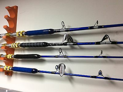 Daiwa Tanacom/ Shimano 30-50 Lb  Electric Reel Rod Clearance