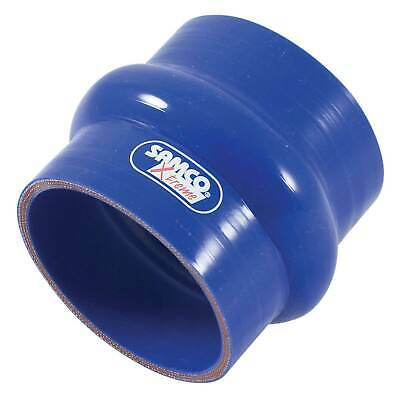 Samco Xtreme Silicone Hump Hose 63mm Bore, 76mm Length In Blue XSHH63B