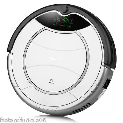 Haier T325 Automatic Pathfinder Smart Cleaning Robot Floor Cleaner Sweeper UK
