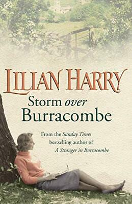 Storm Over Burracombe (Burracombe Village) by Harry, Lilian Paperback Book The