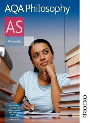 AQA Philosophy AS: Student's Book by Atherton, Mike Paperback Book The Cheap