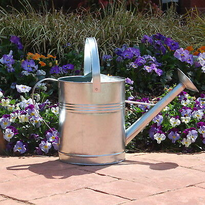 Griffith Creek Designs 1.5 Gallon Galvanized Watering Can