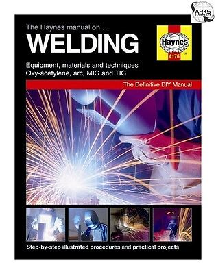 HAYNES Welding Manual - 4176