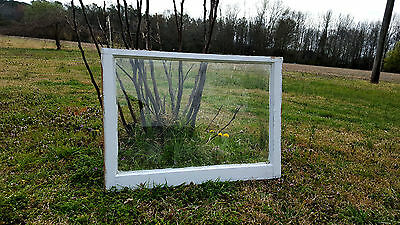 Vintage Sash Antique Wood Window Unique Frame Pinterest Wedding 1 Pane 34X24