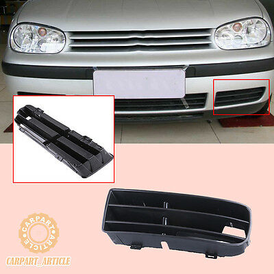 FRONT BUMPER CORNER GRILLE RH DRIVERS SIDE VW POLO 2009 ON NEW