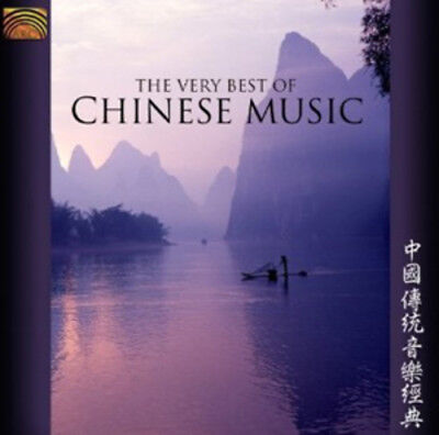 Various Artists The Very Best of Chinese Music CD ***NEW***
