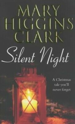 Silent Night by Clark, Mary Higgins Paperback Book The Cheap Fast Free Post