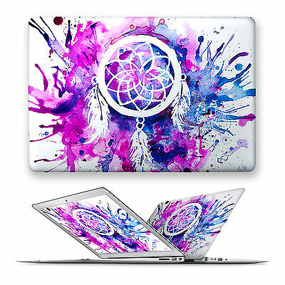 Dreamcatcher Hard Front Case Cover For Apple Mac Macbook Air Pro 11 12 13 15